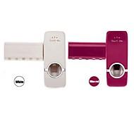 автоматическая авто зубная паста держатель дозатор зубная щетка подставка установить настенное крепление стойки