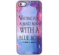 Warten auf eine Mann-Entwurf Aluminium Hard Case für iPhone 4/4S