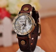 Women's Fashion Vintage Travelpro Pattern Watches(Assorted Colors)