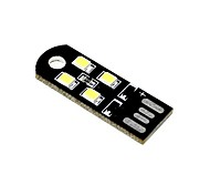 1 W 4 SMD 2835 45 LM Cool White Panel Lights DC 12 V