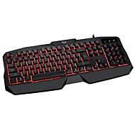 XinSuiWoDong 7100 Luminous Gaming USB Keyboard