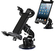 "in automobile supporto del basamento per ipad samsung galaxy tab e altri ""-10"" Tablet PC 7"