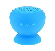USD $ 10,95 – Wasserdichte, kabellose Bluetooth Multifunktions Lautsprecher in Mini-Pilz-Form (verschiedene Farben)