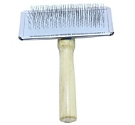 Grooming Aids Combs Portable Metal White