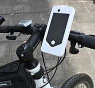 sílica gel de absorção de choque à prova d'água caso braçadeira de bicicleta para iPhone 4S 4 / iphone (cores sortidas)