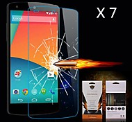 Ultimate Shock Absorption Screen Protector for LG Nexus 5 (7PCS)