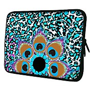 Elonno Flowers 13'' Laptop Neoprene Protective Sleeve Case for Macbook Pro/Air Dell HP Acer