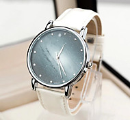 Women's Fashion Light Skin Color Sky Meteor Contracted Watches