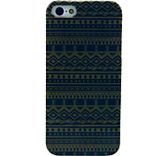 Special Strip Strib Pattern Soft TPU Case for iPhone 5G/5S
