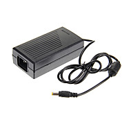 EU Plug DC 12V to AC110-240V 5A 60W LED Power Adapter