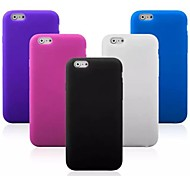 Silicone Soft Protective Case for iPhone 6