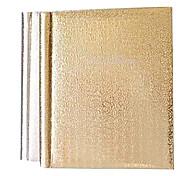 vara impermeável de ouro e prata album25 foto * 29,2 * 2,5 centímetros