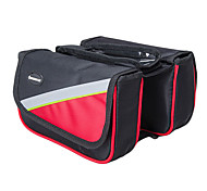 Bike Frame Bag / Cell Phone Bag Cycling/Bike For Waterproof / Rain-Proof / Dust Proof / Wearable / Touch Screen , Red , 1680D Polyester)