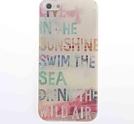 Live Style Design Soft Case for iPhone 4/4S
