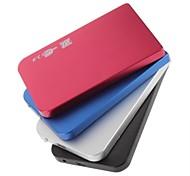 UNIPAND HD252 USB 2.0 SATA 2.5 Inch HDD Hard Drive Enclosure External Hard Disk Drive Case
