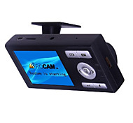 2.7inch 1920 ×1080 Pixels 120° Wide View Angle with Night Vision Car DVR