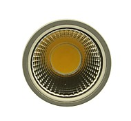 GU10 1 COB 400-450LM LM Warm White / Cool White / Natural White LED Spotlight AC 85-265 V