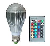 Globusbirnen RGB E26/E27 - 10 W