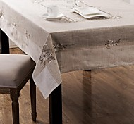 1 Linen Square Table Cloths