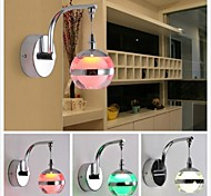 LED/Bulb Included Wall Sconces , Modern/Contemporary LED Integrated
