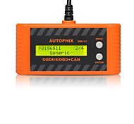 AUTOPHIX® Diagnostic Tool OBD OBD2 OBDII EOBD Scanner Code Reader OM121