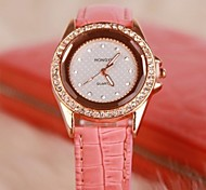 Women's Fashion  Personality Diamond Watch
