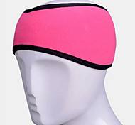 INBIKE Pink Outdoor Cycling Polyester Warm Keeping Head Band Earflaps