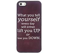 Lift you Up Design Aluminium Hard Case for iPhone 4/4S