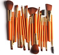 19Pcs High Quality Makeup Brushes Set