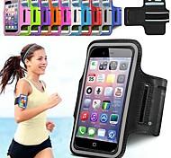 """sport df exécutant le jogging salle de gym brassard de cas complète du corps pour iphone 6 cas 5.5 """"(couleurs assorties)"""