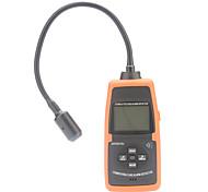 SPD202/EX Combustible Gas Detector Meter Natural LPG Coal Gas Alarm Tester (0~100%LEL/0~50000ppm,0.1 %LEL 5ppm)
