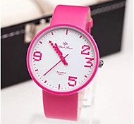 Women's Fashion Personality Irregular Digital Watches