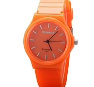 Children's Round Dial PU Band Quartz Fashion Wrist Watch (Assorted Colors) Cool Watches Unique Watches