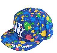 de pintura y spray de moda del sombrero del sol de los hombres de las mujeres al aire libre
