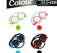 V4.0+EDR Stereo Bluetooth Sports Neck-Band Headphone with Mic Microphone for Samsung iphone Other More