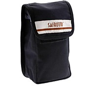 SAFROTTO Canvas Bag (S) - Black