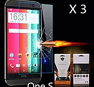 Ultimate Shock Absorption Screen Protector for HTC One S (3PCS)