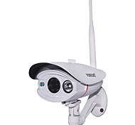 Wireless High Definition 720P Megapixels Outdoor Digital CCTV Network IP Camera,P2P