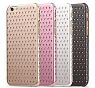 twinkle estuche rígido de la PC para el iphone serie 6 (colores surtidos)