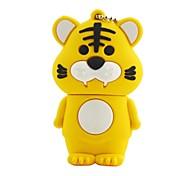 icue®u22a animaux tigre lecteur flash USB 8 Go
