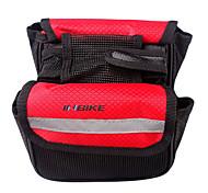 INBIKE Red 420D Cycling Frame Bag Top Tube Bag