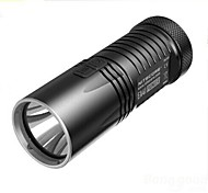 BG Nitecore EA41 CREE XM-L2 T6 960lm Dual Switch LED Flashlight