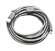 10M 2.5 USB Cable for Canon 5D2 5D3 6D 7D60D 70D Camera