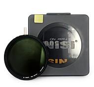 NISI 67mm ND4-500 Ultra Thin Neutral Density Adjustable Dimmer Filter