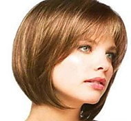 Beautiful Fashion Light Brown Color Short Wig