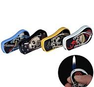 pantofole creativi accendini di plastica giocattoli (colore casuale)