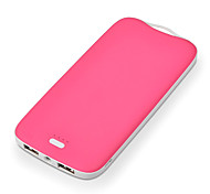 DBK 5c 10000mAh batterie externe pour iphone5 / s4 5s samsung / 5 blackberry htc et autres appareils mobiles