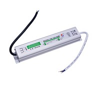 Xinyuanyang® FS-12V-50W Waterproof External LED Power Supply Driver -Silver (110~250V)