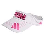 pgm blanco + sunproof rosa sombrero de golf sin cobertura