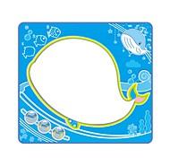 70*50*1cm Children's Cartoon Magic Pen Water Learning Doodle Mat Environmental Novelty Toys
